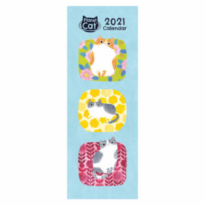 Calendario gatti Planet Cat 2021