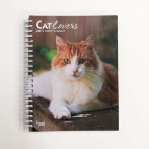 Fronte agenda cat lovers 2020