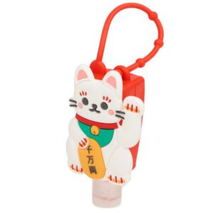 Gel igienizzante mani con gatto maneki