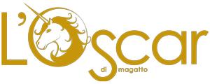 Logo dell'Oscar di Smagatto, linea professionale di cosmesi e igiene per gatti e cani