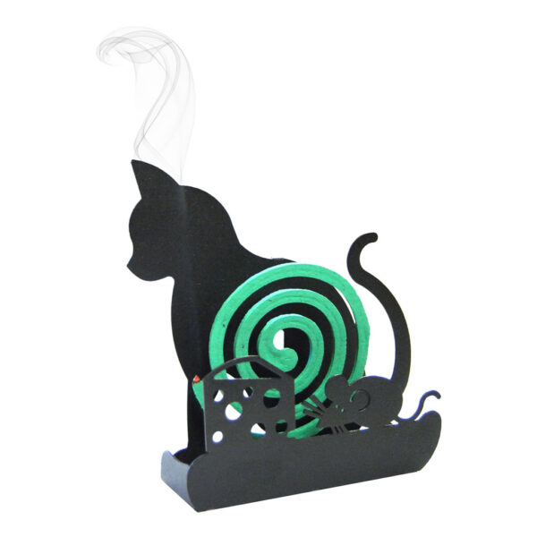 Porta zampirone con gatto e topolino