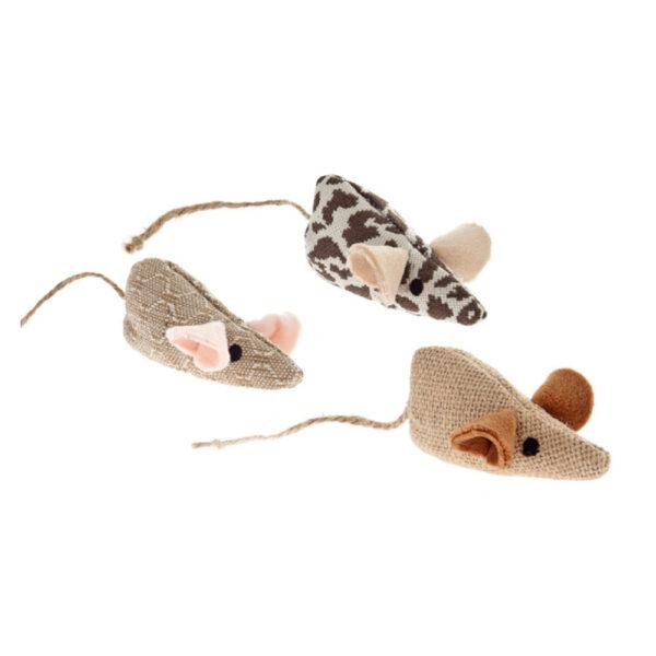 Set topolini safari giochi per gatti