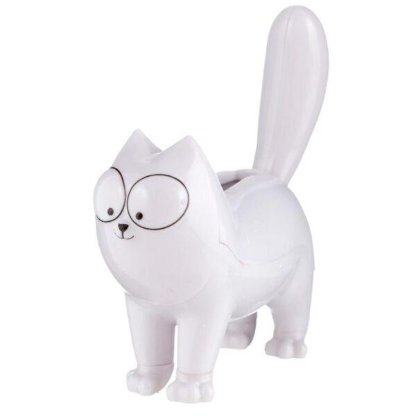 Statuetta a energia solare gatto Simon's Cat
