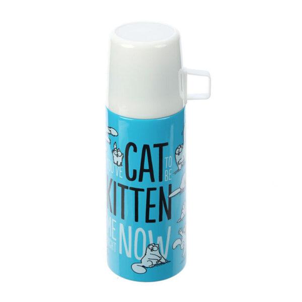 Thermos con tazza gatto Simon's Cat