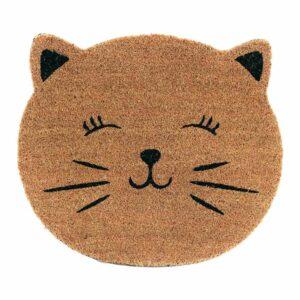 Zerbino a forma di musetto di gatto